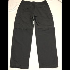 The North Face Convertible Zip Off Pants